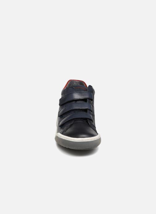 Baskets Naturino Winny VL Bleu vue portées chaussures