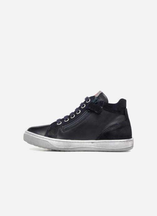 Sneaker Naturino Clay Star blau ansicht von vorne