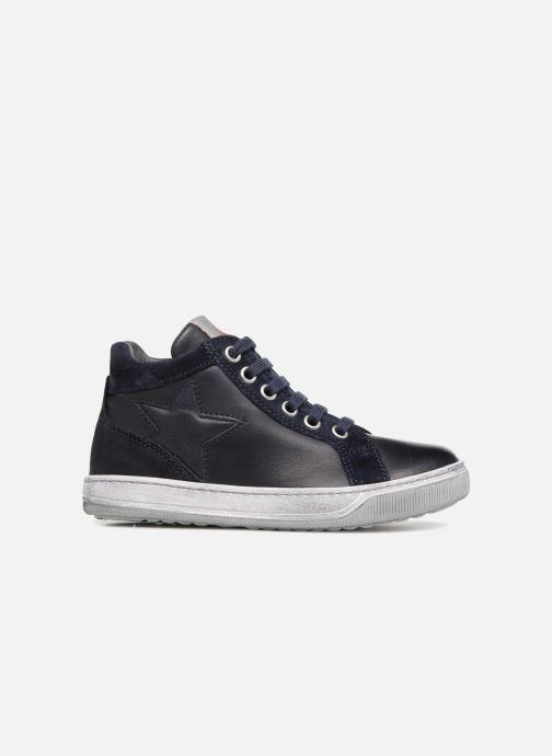 Sneakers Naturino Clay Star Blauw achterkant