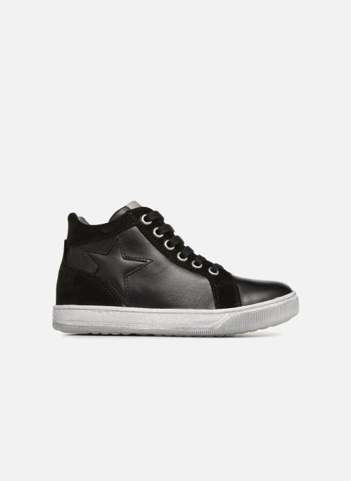 Sneakers Naturino Clay Star Nero immagine posteriore
