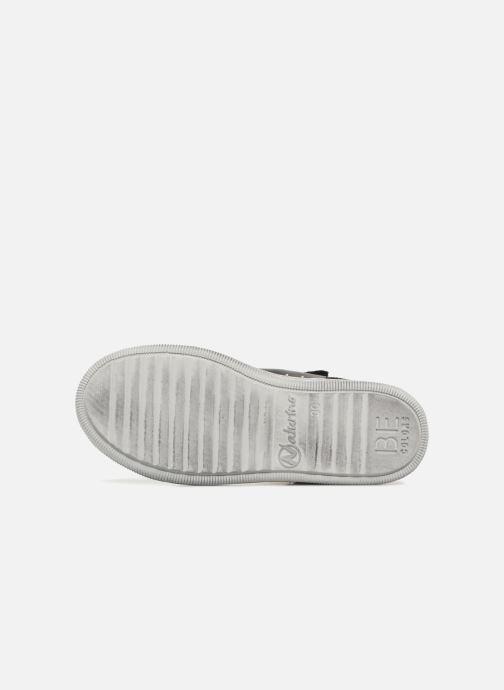 Sneakers Naturino Clay Star Nero immagine dall'alto