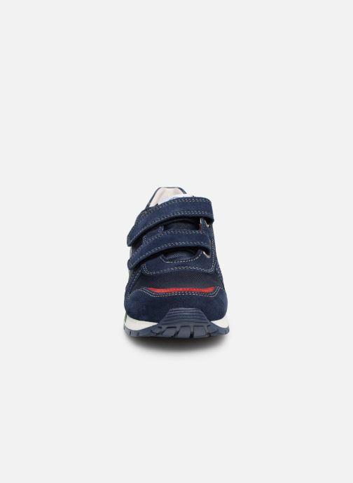 Baskets Naturino Slam VL Bleu vue portées chaussures