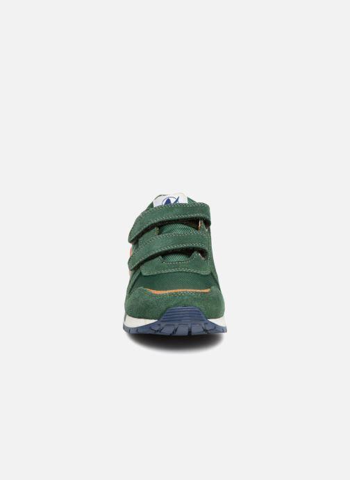 Baskets Naturino Slam VL Vert vue portées chaussures