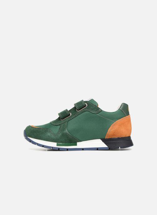 Sneakers Naturino Slam VL Grøn se forfra