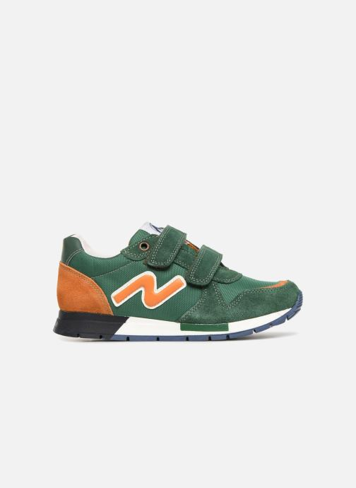 Sneakers Naturino Slam VL Grøn se bagfra