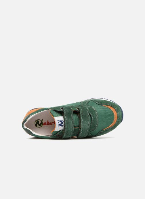 Sneakers Naturino Slam VL Grøn se fra venstre
