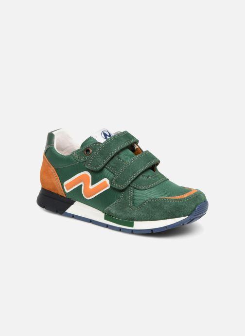 Sneakers Naturino Slam VL Grøn detaljeret billede af skoene