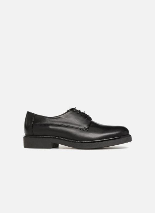 Chaussures à lacets Georgia Rose Niroule Noir vue derrière