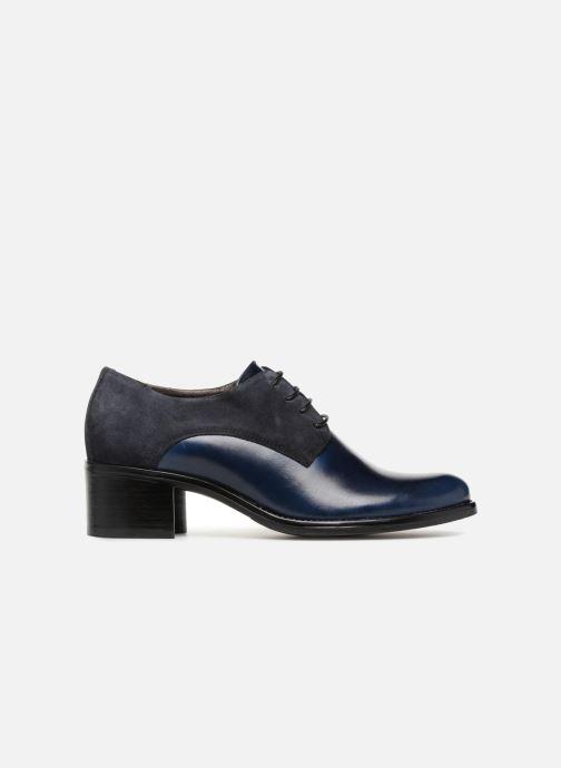 Chaussures à lacets Georgia Rose Nicia Bleu vue derrière