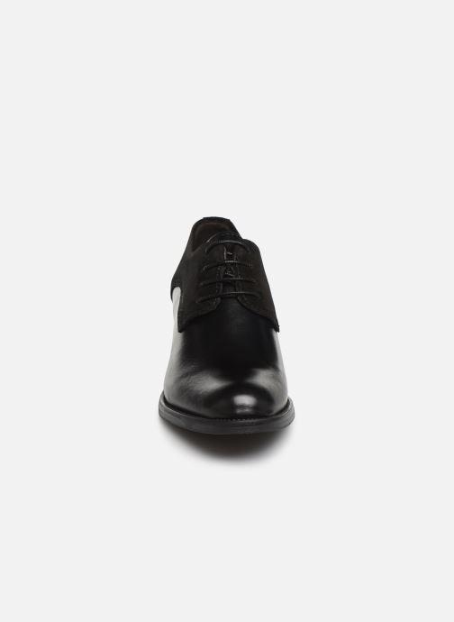 Chaussures à lacets Georgia Rose Nicia Noir vue portées chaussures