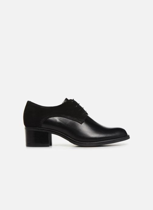 Chaussures à lacets Georgia Rose Nicia Noir vue derrière