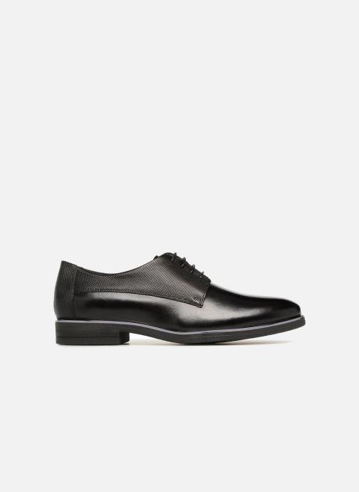 Chaussures à lacets Georgia Rose Niperfo Noir vue derrière