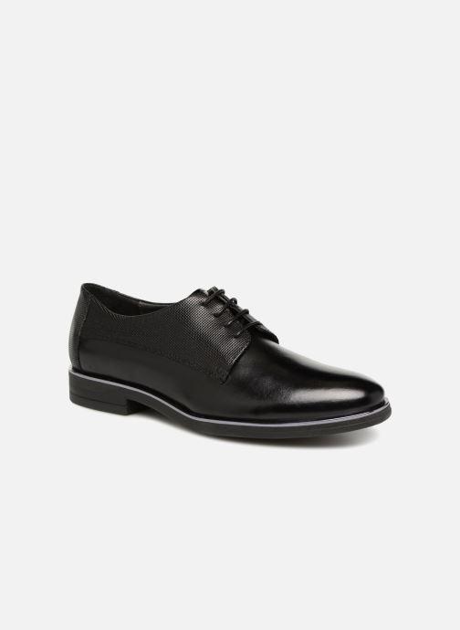 Chaussures à lacets Georgia Rose Niperfo Noir vue détail/paire