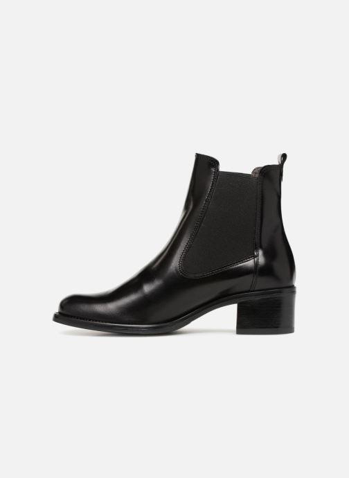 Bottines et boots Georgia Rose Nounours Noir vue face