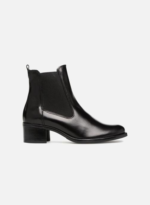 Bottines et boots Georgia Rose Nounours Noir vue derrière
