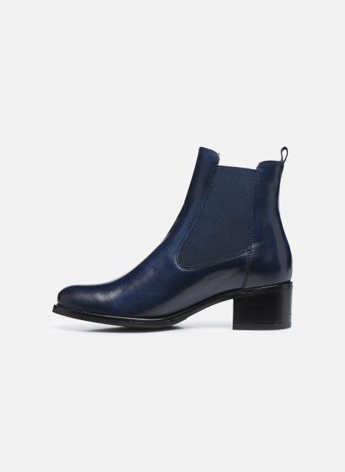 Boots en enkellaarsjes Georgia Rose Nounours Blauw voorkant