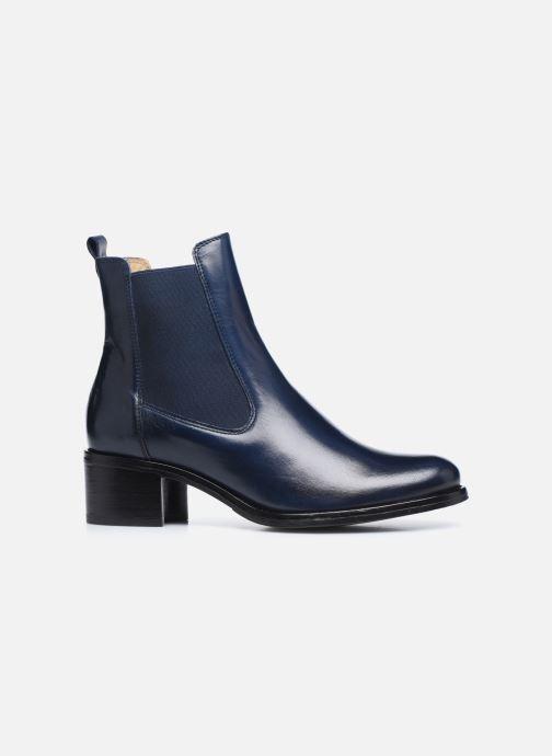 Boots en enkellaarsjes Georgia Rose Nounours Blauw achterkant