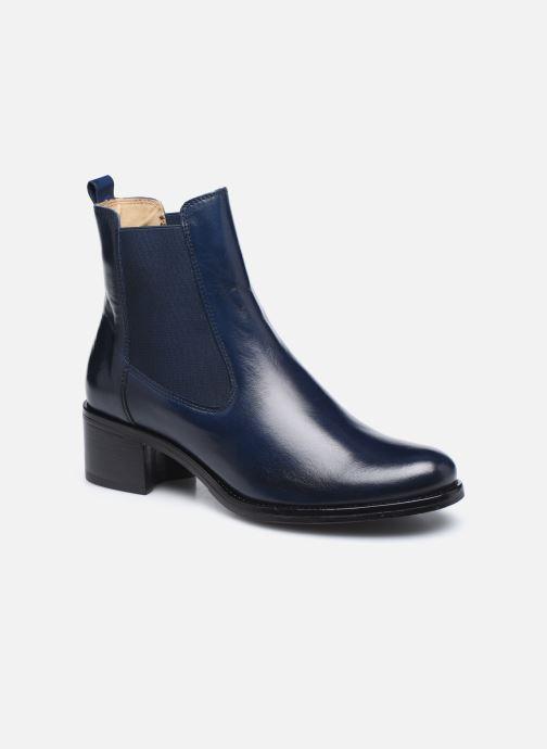 Bottines et boots Georgia Rose Nounours Bleu vue détail/paire