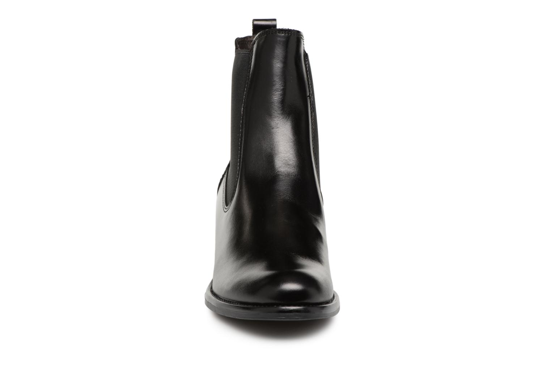 Bottines et boots Georgia Rose Nounours Noir vue portées chaussures