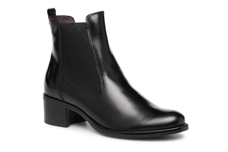 Bottines et boots Georgia Rose Nounours Noir vue détail/paire