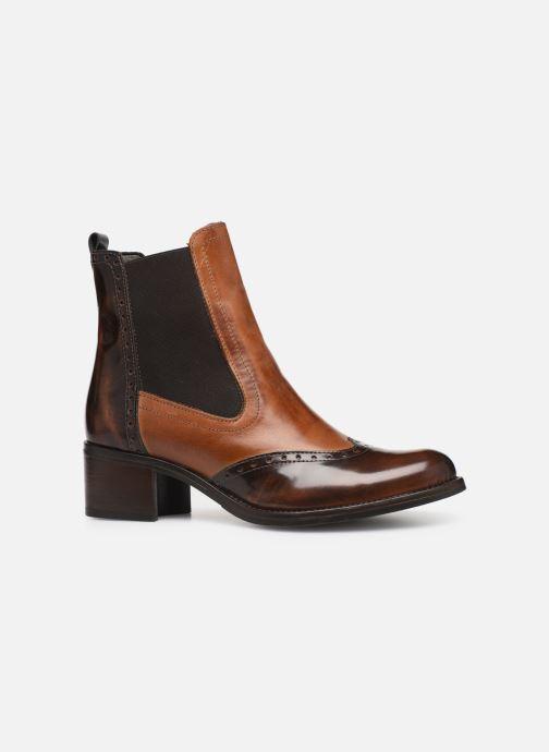 Bottines et boots Georgia Rose Nouccia Marron vue derrière