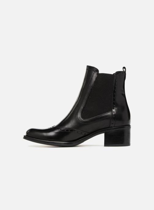 Bottines et boots Georgia Rose Nouccia Noir vue face