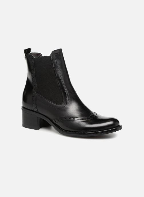 Bottines et boots Georgia Rose Nouccia Noir vue détail/paire