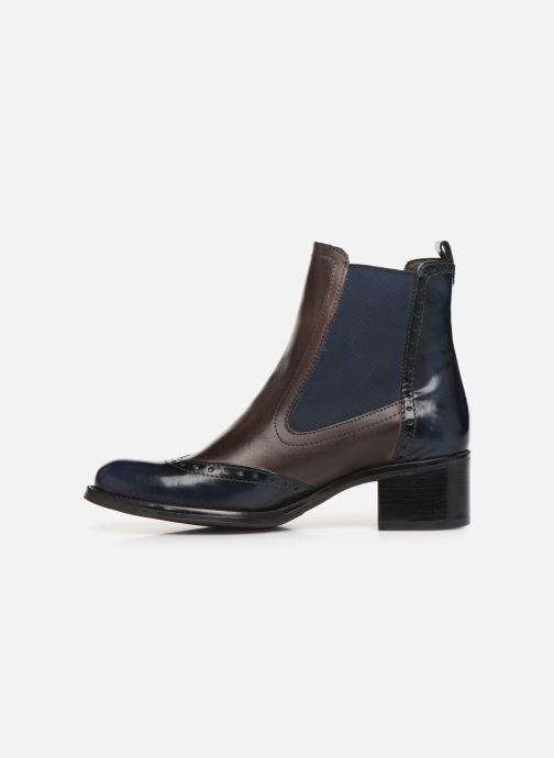 Bottines et boots Georgia Rose Nouccia Bleu vue face