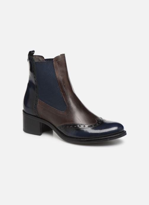 Bottines et boots Georgia Rose Nouccia Bleu vue détail/paire