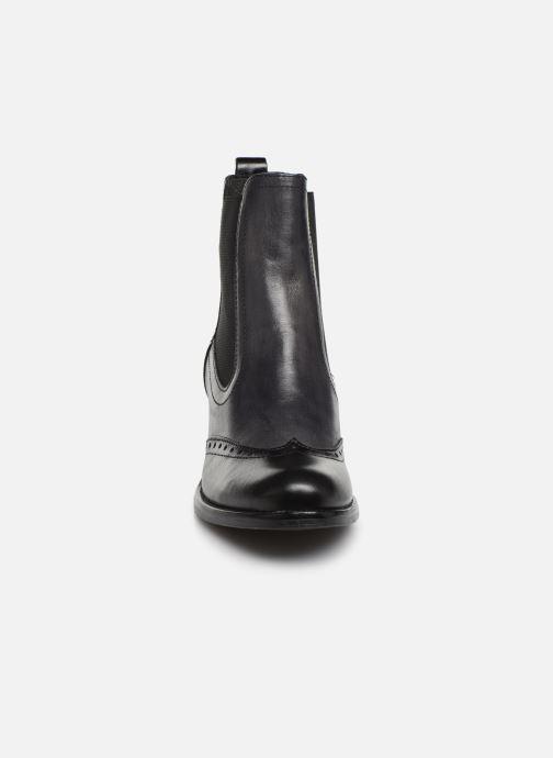 Bottines et boots Georgia Rose Nouccia Noir vue portées chaussures