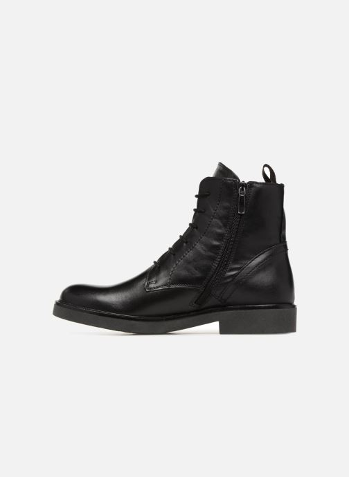 Ankle boots Georgia Rose Nirocky Black front view