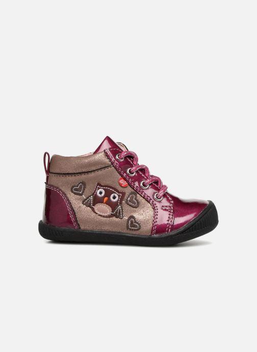 Bottines et boots NA! Also Violet vue derrière