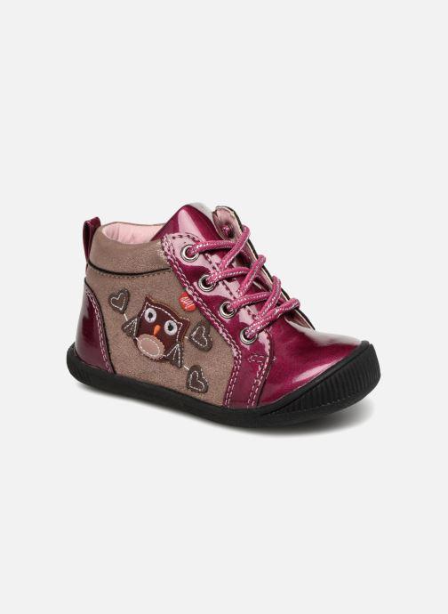 Bottines et boots NA! Also Violet vue détail/paire