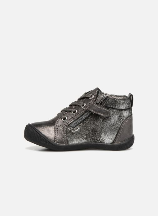 Ankle boots NA! Also Silver front view