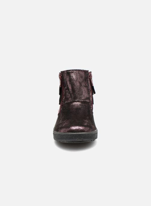 Boots en enkellaarsjes NA! Ana Paars model
