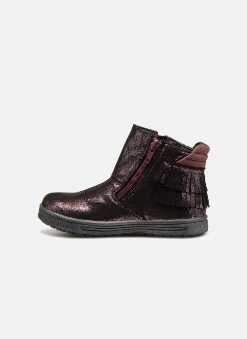 Boots en enkellaarsjes NA! Ana Paars voorkant