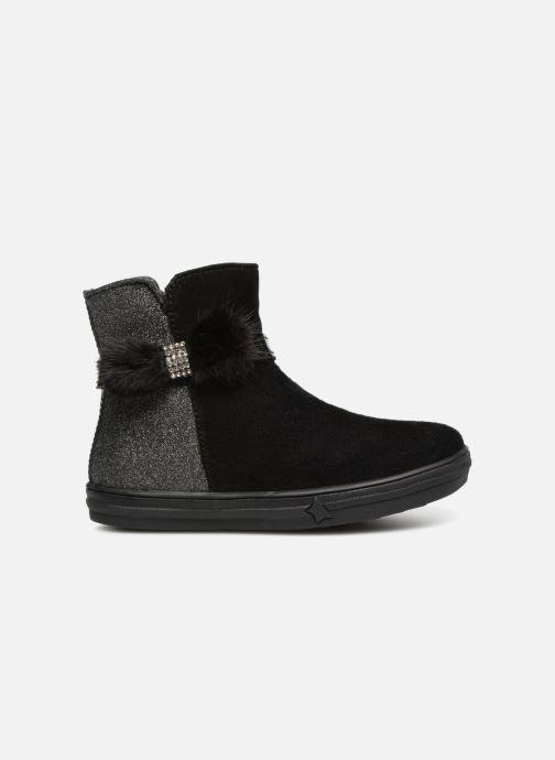 Boots en enkellaarsjes NA! Bimini Zwart achterkant