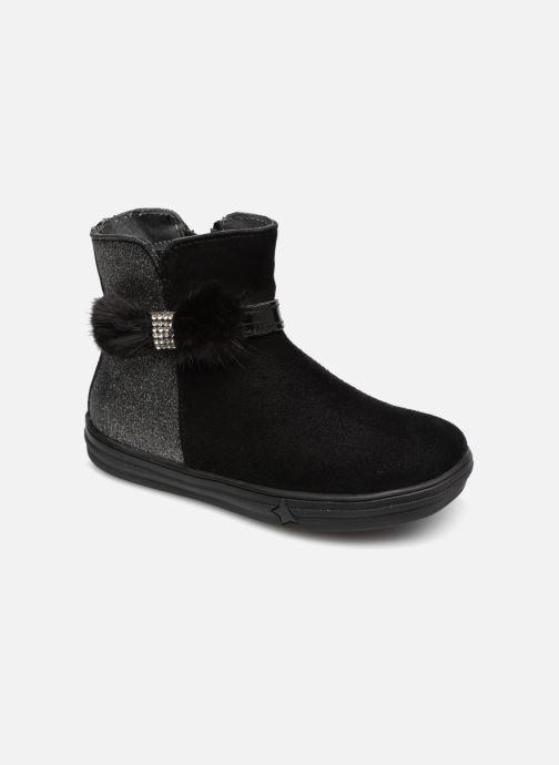 Boots en enkellaarsjes NA! Bimini Zwart detail
