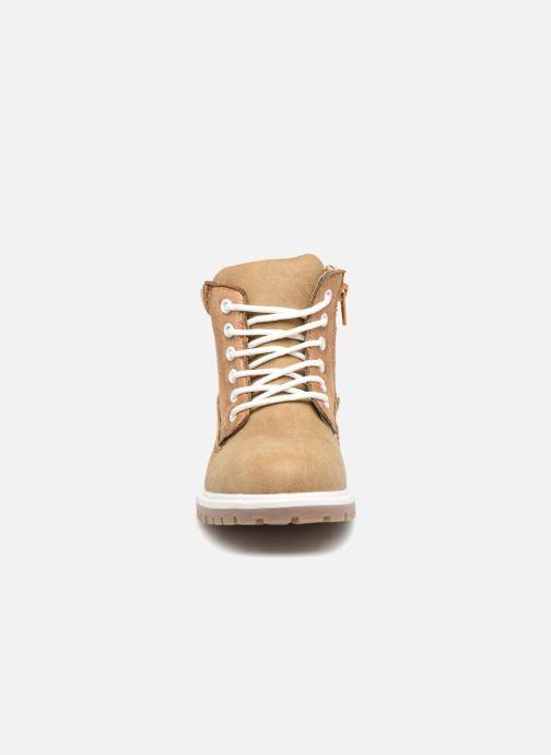 Bottines et boots NA! Dacieuse Marron vue portées chaussures