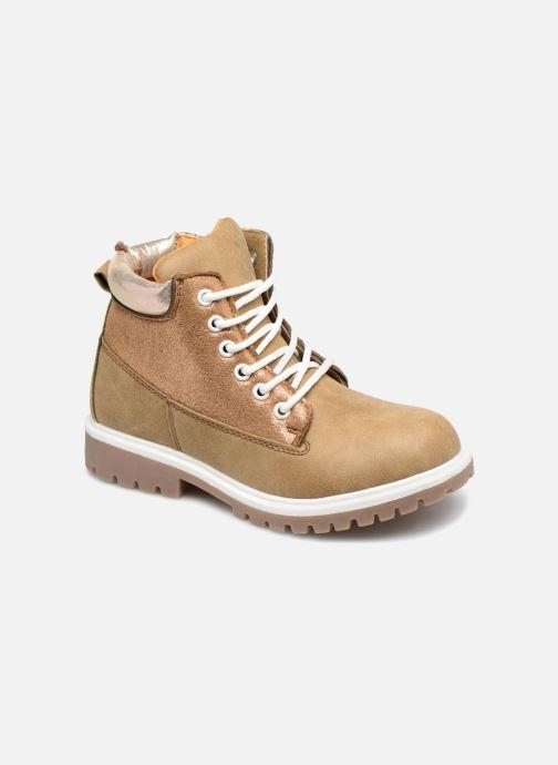 Bottines et boots NA! Dacieuse Marron vue détail/paire