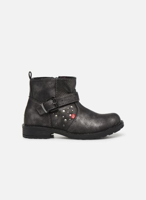 Bottines et boots NA! Adelinde Argent vue derrière