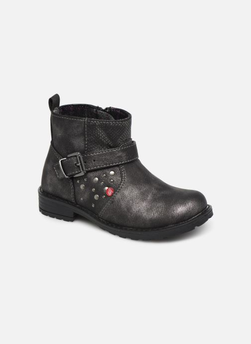 Bottines et boots NA! Adelinde Argent vue détail/paire