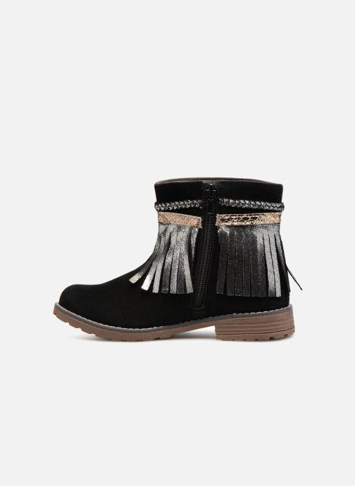 Bottines et boots NA! Almara Noir vue face