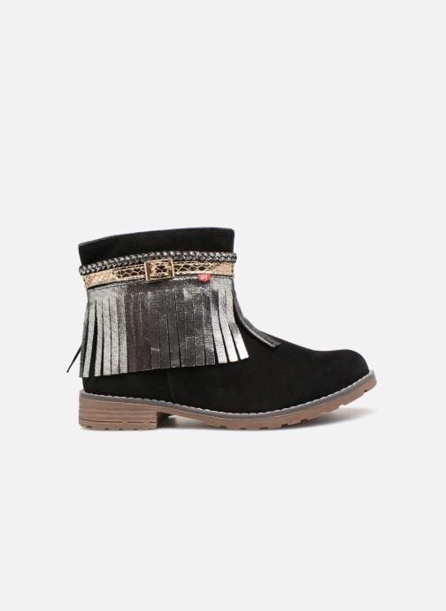 Boots en enkellaarsjes NA! Almara Zwart achterkant