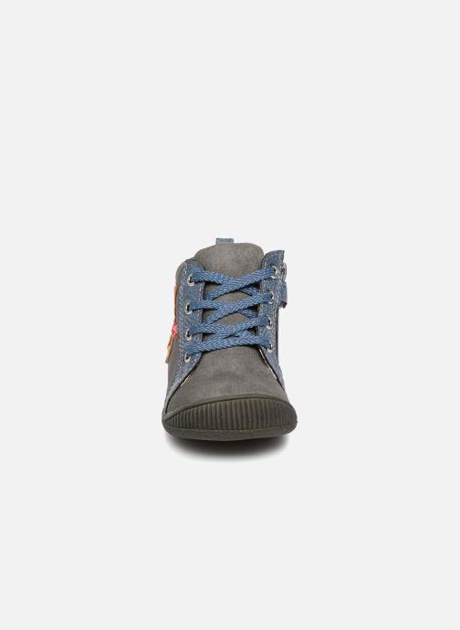 Bottines et boots NA! Anouk Gris vue portées chaussures
