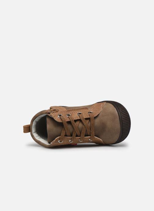 Bottines et boots NA! Anouk Beige vue gauche