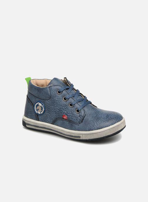 Boots en enkellaarsjes NA! Amont Blauw detail