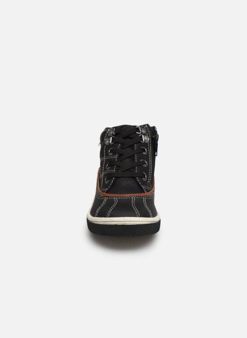 Boots en enkellaarsjes NA! Ambo Zwart model