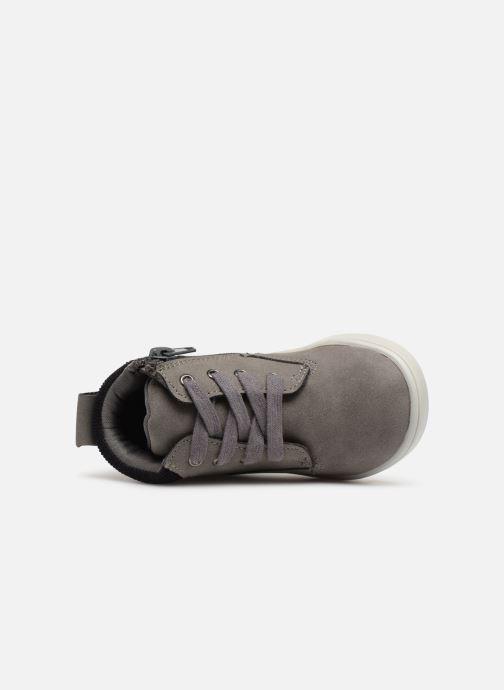 Bottines et boots NA! Mignon Gris vue gauche
