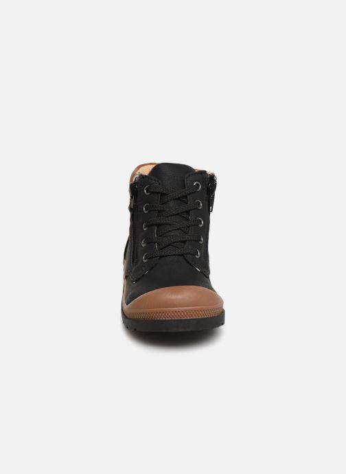 Bottines et boots NA! Apoline Noir vue portées chaussures